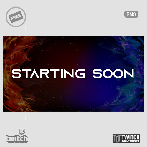 BLUE_RED_FIRE_STARTING_SOON_SCREEN_PREVIEW